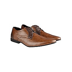 Burton - Brown pointed formal