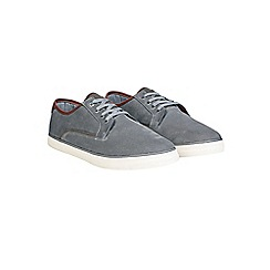 Burton - Grey casual trainers