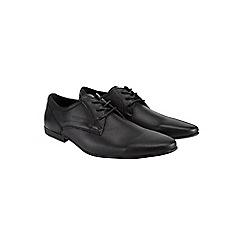 Burton - Black formal shoes