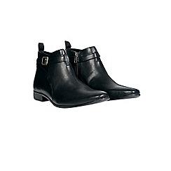 Burton - Black chelsea boots