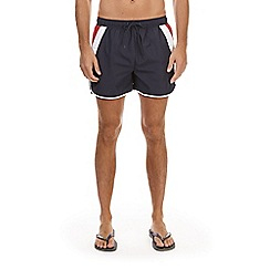 Burton - Navy sport swim shorts