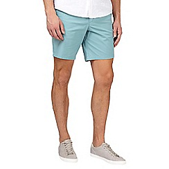 Burton - Turquoise stretch smart shorts