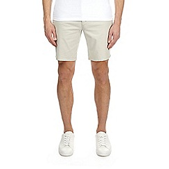 Burton - Light stone chino shorts