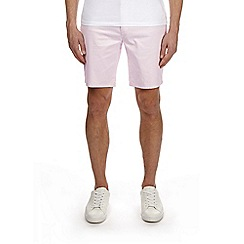 Burton - Light pink chino shorts