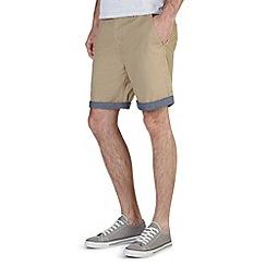 Burton - Sand chino shorts