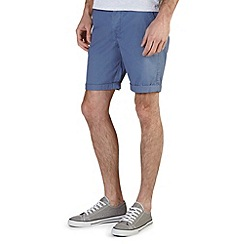 Burton - Blue chino shorts