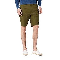 Burton - Khaki chino shorts