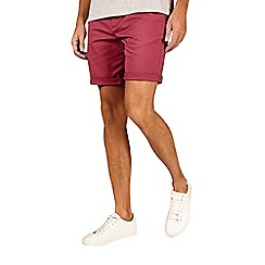 Burton - Dry rose basic stretch chino shorts