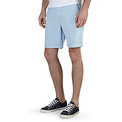 Burton - Pale blue chino shorts