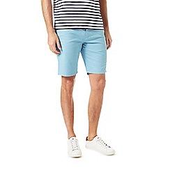 Burton - Light blue chino shorts