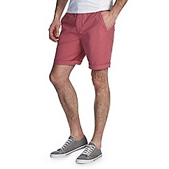 Burton - Dusty pink chino shorts
