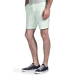 Burton - Light green chino shorts