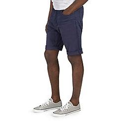 Burton - Blue denim shorts