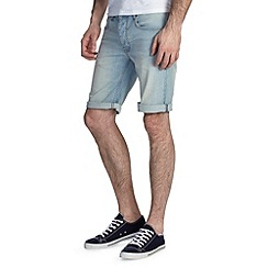 Burton - Bleach stretch skinny shorts