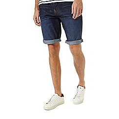 Burton - Rinse wash straight fit denim shorts