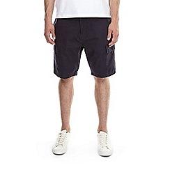 Burton - Navy utility cargo shorts