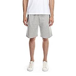 Burton - Grey scuba jersey shorts