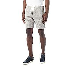 Burton - Grey jogger shorts
