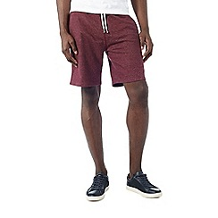 Burton - Burgundy jogger shorts