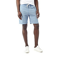 Burton - Light blue jogger shorts