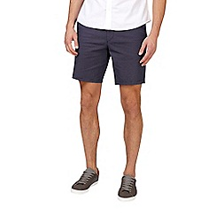 Burton - Navy smart texture short