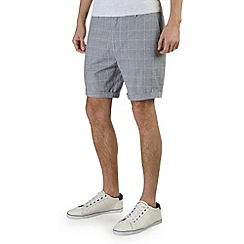 Burton - Prince of wales check shorts