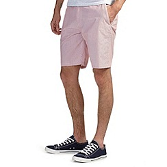 Burton - Red striped smart short