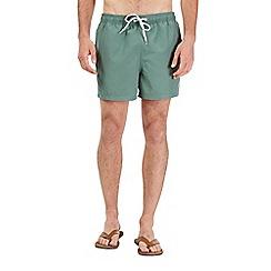 Burton - Khaki swim shorts