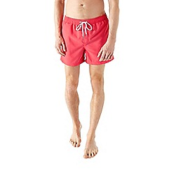 Burton - Pink basic swim shorts