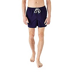 Burton - Basic navy swimshorts