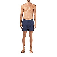 Burton - Navy riviera swim shorts