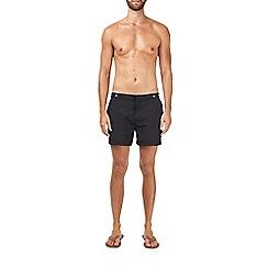 Burton - Black riviera swim shorts