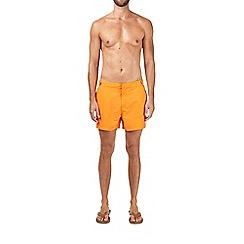 Burton - Orange riviera swim shorts