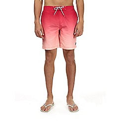Burton - Dip-dye board swim shorts