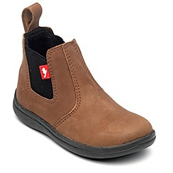 Chipmunks - Boys 'Callum' suede ankle boot