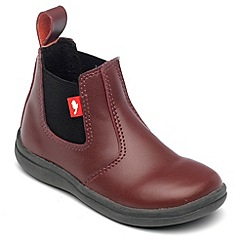Chipmunks - Boys 'Callum' leather ankle boot