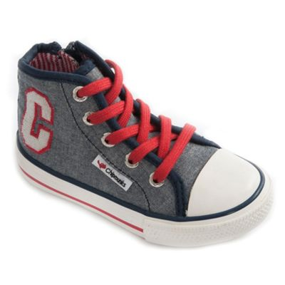 Chipmunks Boys denim ´denver´ ankle boot - . -