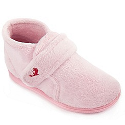 Chipmunks - Girls pink 'dream' slipper