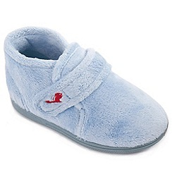 Chipmunks - Boys blue 'dream' slipper