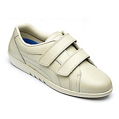 Freestep - Freestep ladies 'rex' shoe in stone leather