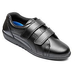 Freestep - Freestep ladies 'rex' shoe in black leather
