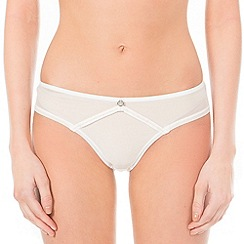 Ultimo - Ivory 'The One Ana' brazilian brief