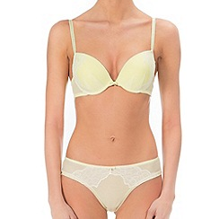 Ultimo - Lime 'The One Lara' plunge bra