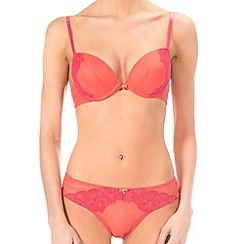 Ultimo - Orange 'The One Lara' bra