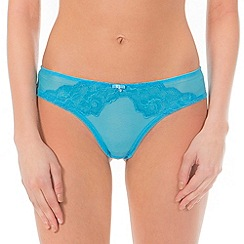 Ultimo - Bright blue 'The One Lara' brazilian brief