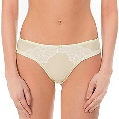 Ultimo - Lime 'The One Lara' brazilian brief