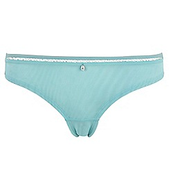Ultimo - Blue 'The ONE Cara' Brazilian brief
