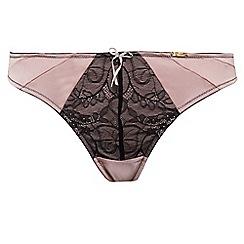 Ultimo - Pink 'Vivian' thong