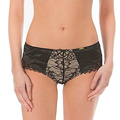 Ultimo - Black 'OMG Vivian' short