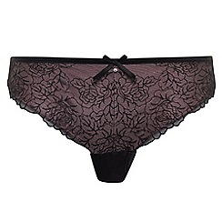 Ultimo - Gracey Brazilian - Black